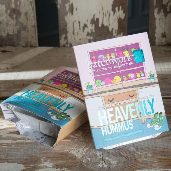 heavenly hummus
