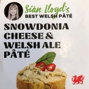 Sian Lloyds snowdonia cheese crop