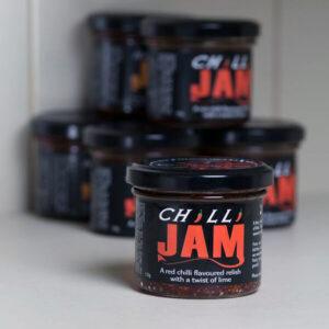 chilli lime jam