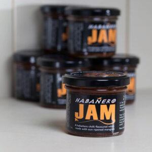 habanero chilli mango jam