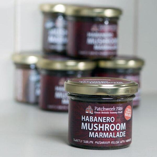 habanero mushroom marmalade
