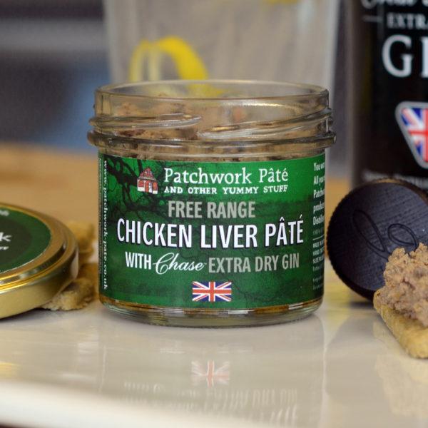 Free Range Chicken Liver Pate