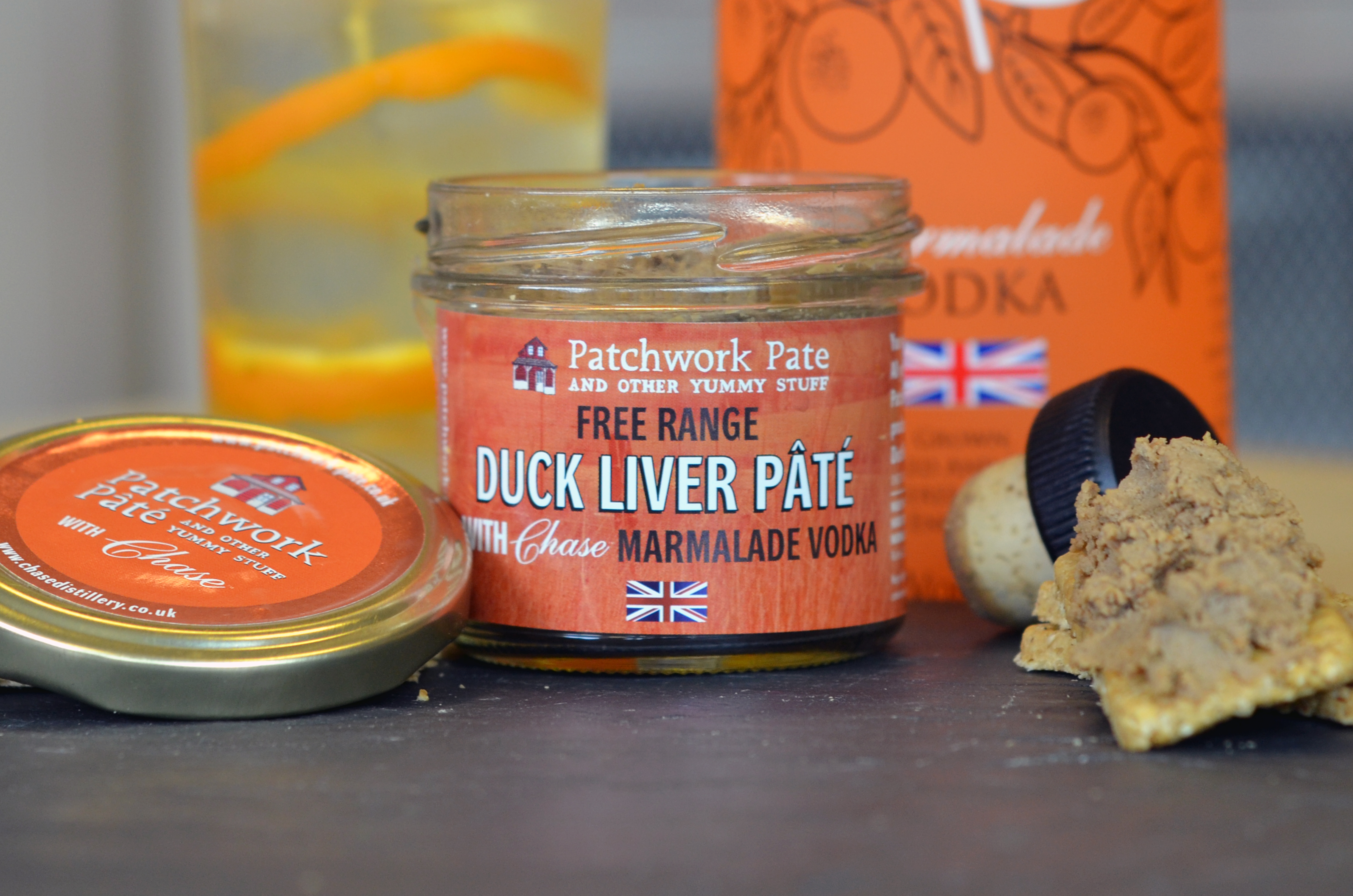 Whole Foods Duck Liver Pate