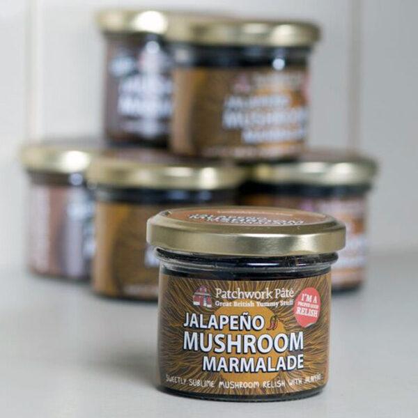 jalapeño mushroom marmalade