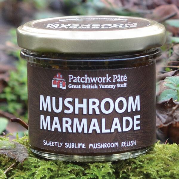 mushroom marmalade