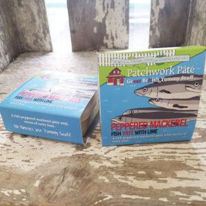 peppered-mackerel