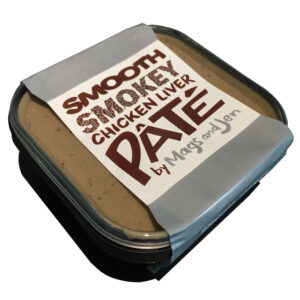 smokey smooth pâté